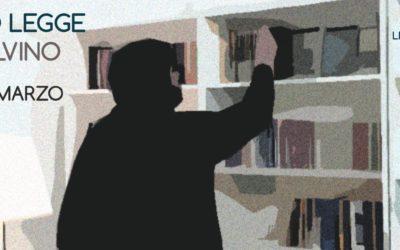 Il libraio legge Italo Calvino