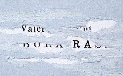 """Mannaggia presenta """"Tabula Rasa"""" di Valeria Pierini"""