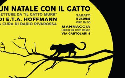 """Un Natale con il gatto – Letture da """"Il gatto Murr"""" di Hoffmann"""