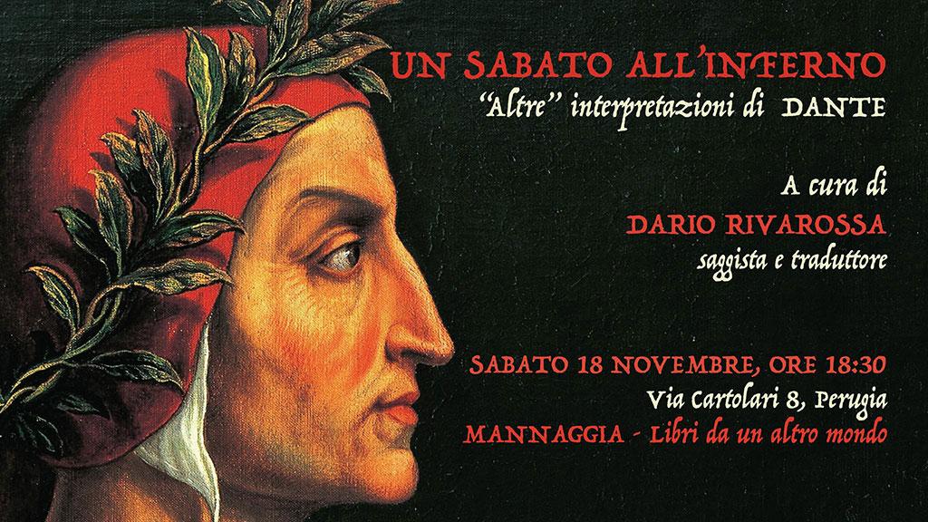"""Un sabato all'inferno - """"Altre"""" interpretazioni di Dante"""