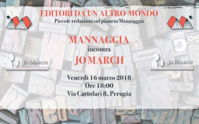 Mannaggia incontra Jo March
