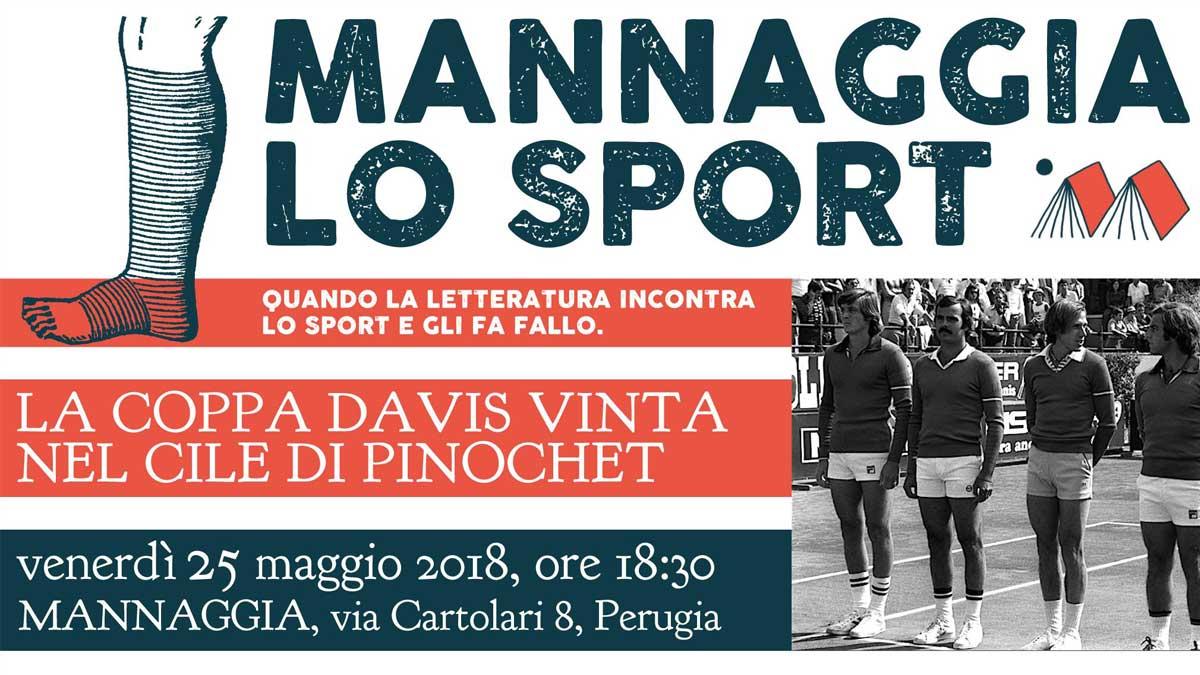 Mannaggia lo sport - La Coppa Davis vinta nel Cile di Pinochet