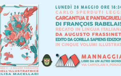 "Carlo Sperduti legge ""Gargantua e Pantagruele"" – Libro V"