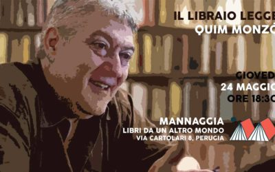 Il libraio legge Quim Monzó