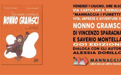 """Mannaggia i fumetti – """"Nonno Gramsci"""" di Sparagna e Montella"""