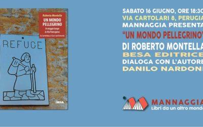 """Mannaggia presenta """"Un mondo pellegrino"""" di Roberto Montella"""