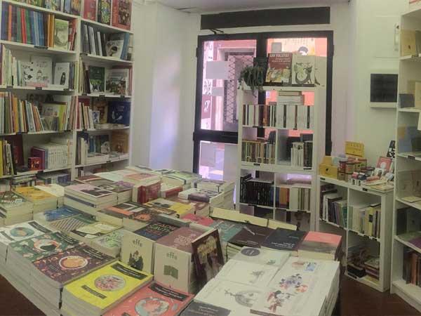 libreria mannaggia perugia